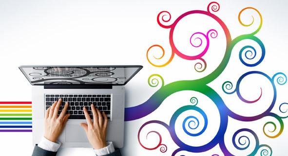website design development creativity