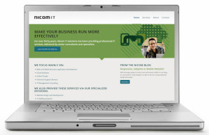Nicom IT Solutions Website
